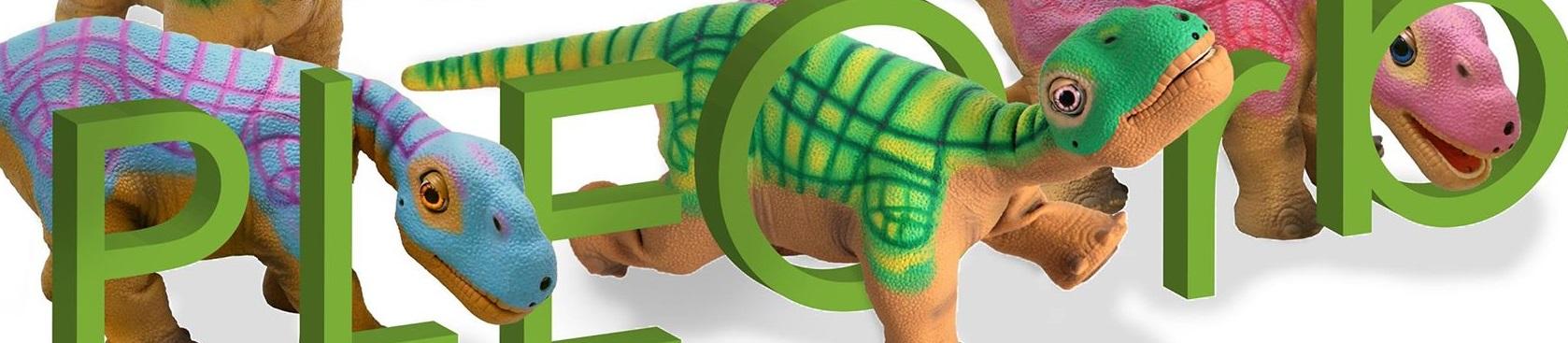 Pleo rb Dinosaurio robot + extra Bateria
