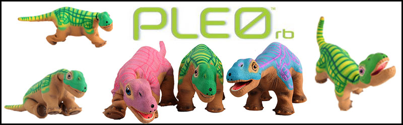 Pleo rb Combo Pack