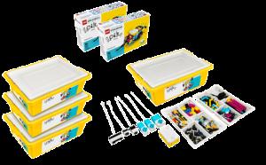 Aula LEGO® Education SPIKE™ Prime (8-12 alumnos)