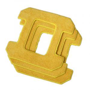 Paños de microfibra (amarillo) - para Hobot 268/288/298