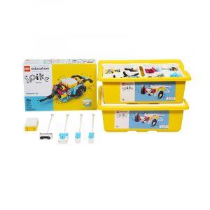 Aula LEGO® Education SPIKE™ Prime (4-6 alumnos)
