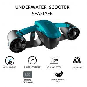 Scooter Submarino Seaflyer 1.0 Blue RoboSea 64116121