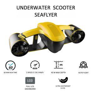 Scooter Submarino Seaflyer 1.0 Amarillo RoboSea 64116015
