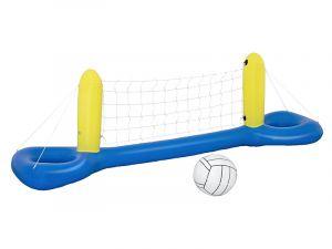 Juego de voleibol flotante con pelota - 244 x 64 x 76 cm